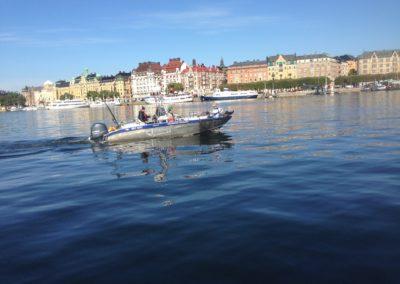 Stholm city